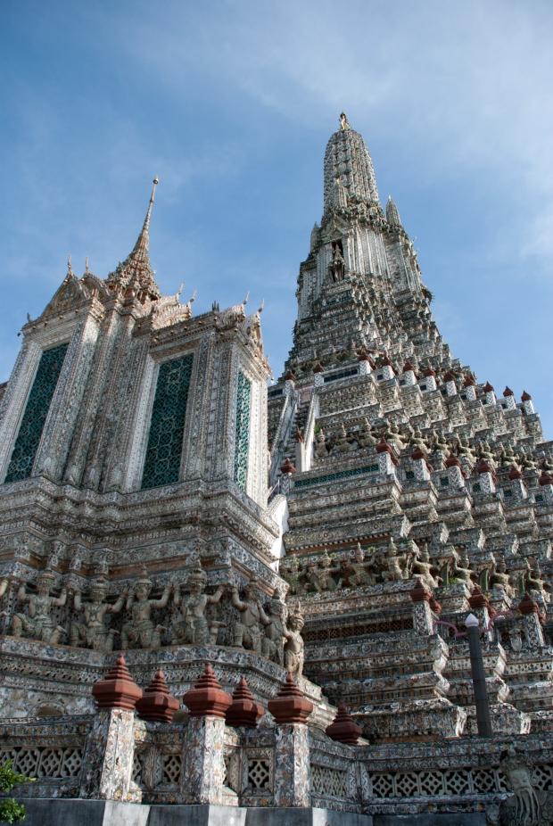 Main Prang in Wat Arun